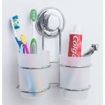Держатели для зубных щёток и стаканы