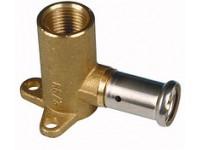 """Водорозетка ВР 2P-2004 20x1/2""""  (52 mm) Henco"""