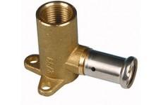 """Водорозетка ВР  16x1/2"""" (52 mm) Henco 2P-1604"""