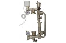 Насосно-смесительный узел для теплого пола VALTEC COMBI.S 180 мм