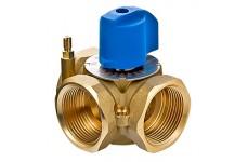 Трехходовой смесительный клапан 1 1/4  VT.MIX03.G.07