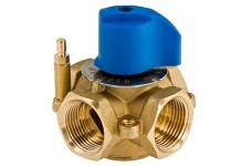 Четырехходовой смесительный клапан 1 1/4 VT.MIX04.G.07