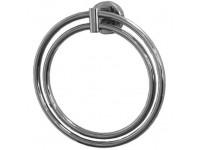 Держатель полотенца кольцо двойное FRAP 1704-1