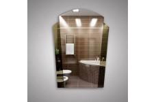 Зеркало   49.5 х 68  темные вставки КЗСК 45202