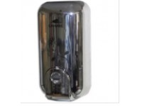 Дозатор  жидкого мыла настенный хромированный 20804