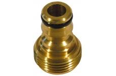 Адаптер внутренний (соединитель-резьба внутренняя) латунный, 3/4″ 55016 В RACO «Profi»