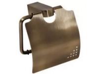 Держатель туалетной бумаги бронза FRAP 1403
