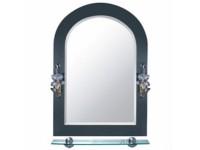 Зеркало 70*50  FRAP 623 +светильник FF23 F623