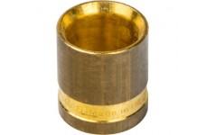 Монтажная гильза 16 для труб из сшитого полиэтилена аксиальный STOUT (SFA-0020-000016)