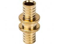 Муфта соединительн.равнопроходная 16 для труб из сшитого полиэтил.аксиальный STOUT (SFA-0003-000016)