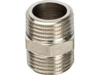 Ниппель HH никелированный 1/2 STOUT (SFT-0004-001212)