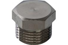 Заглушка НР никелированная 3/8 STOUT (SFT-0025-000038)
