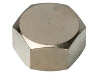 Заглушка ВР никелированная 3/8 STOUT (SFT-0027-000038)