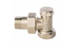Клапан нижний, угловой 1/2  STOUT  SVL 0002 000015