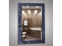 Зеркало 80х55 см. декорированное пена КЗСК 45614