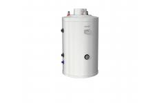 Бойлер 200 литров (46 кВт, 2 конт.) косв. напольный Hajdu с возм. подкл. 2 ТЭНов STA200C2