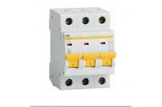 Автоматический выключатель 1р 2А 4,5кА х-ка С  ИЭК ВА 47-29   MVA20-1-002-C  IEK