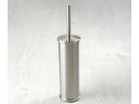 Ерш для унитаза напольная сатин WasserKRAFT К-1047