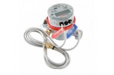Теплосчетчик квартирный, с тахометрич расходомер,RS-485(на обратный тр.)0,6 м3/час VHM-T-15/0,6/RS/O
