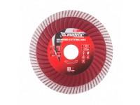 Диск алмазный отрезной Turbo Extra, 125 х 22,2 мм., сухая резка MATRIX Professional 73194