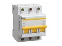 Автоматический выключатель ВА 92-29 3п 20А С МО-СВЕТ