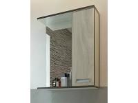 Зеркало Millagro 55 (дуб сонома/венге) 00-00003836