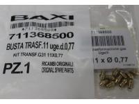 Комплект форсунок для сжиженного газа  JJJ005680020