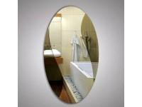 Зеркало 900 x 520 см. с бронзовыми вставками КЗСК 45234