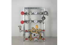 Кв. станц. для систем отопл. и водосн. б/с. с/рецирк (VT.NM.FR.00.0.0)