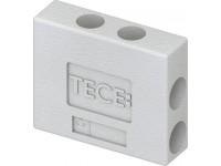 Защитный короб для двойного тройника TECEflex 16-20, 124х102 718020