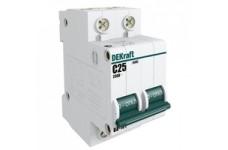 Автоматический выключатель 2Р 25А характеристика С ВА-101 4,5кА DEKraft 11068DEK